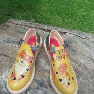 Alaska Mary Janes Cute Cat Shoes